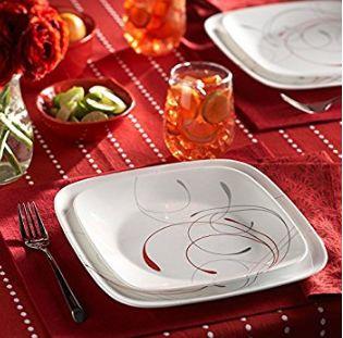 精选多款 Corelle 康宁餐具套装 4.3折起限时特卖!