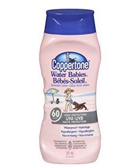 Coppertone水宝宝防晒乳液 8.52加元(SPF60),原价 9.97加元