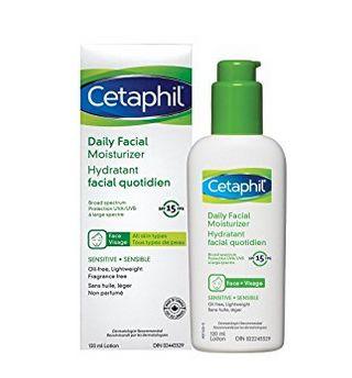 Cetaphil 丝塔芙 面部保湿防晒乳SPF15  10.44加元