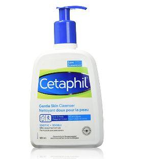 Cetaphil 柔和皮肤清洁剂 11.38加元(500ml),原价 17.99加元