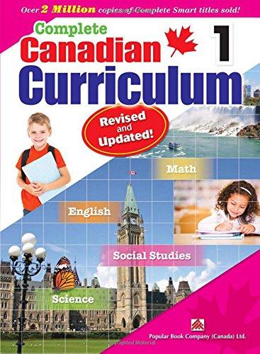 精选多款 Complete Canadian Curriculum 各年级课外练习册修订版 9.99加元限时特卖!