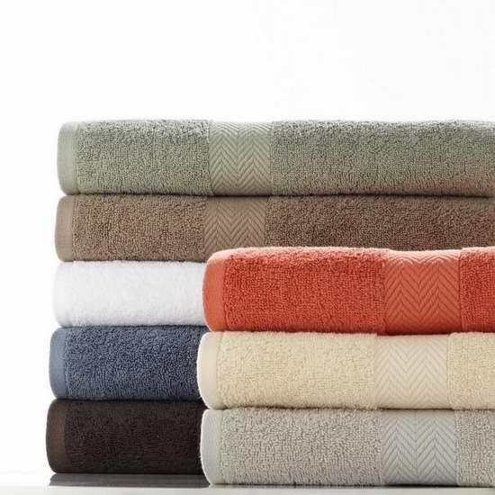 精选557款浴巾、毛巾、卫浴用品、床上用品、窗帘等2.3折起限时清仓!售价低至2.94加元!