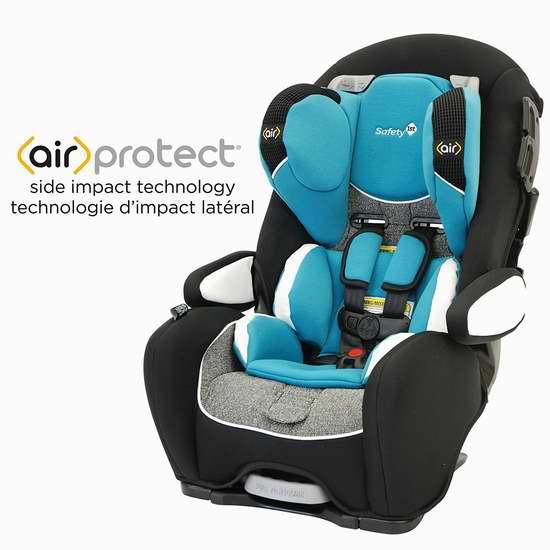 Safety 1st Alpha Omega Elite 3合1婴幼儿汽车安全座椅 189.97加元包邮!