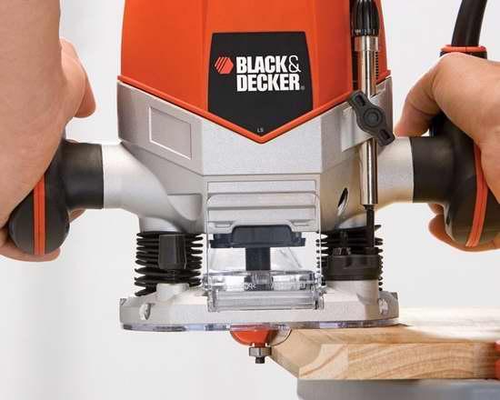 金盒头条:历史新低!BLACK + DECKER 百得 RP250-CA 2.25英寸调速木工雕刻机/修边机3.9折 45.99加元包邮!
