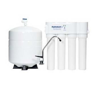 历史新低!Hydrotech 4VTFC75G RO反渗透4级纯净水过滤系统2.7折 126.18加元限时清仓并包邮!