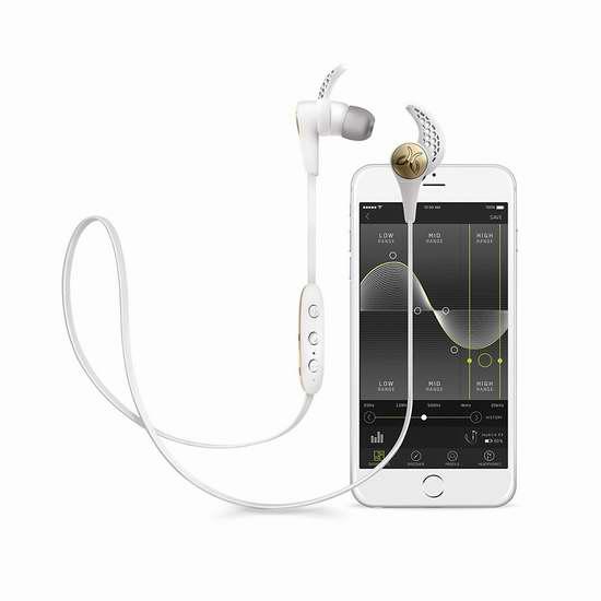 历史新低!Jaybird X3 防汗防脱蓝牙无线运动耳机 109.99加元包邮!4色可选!