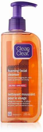 精选21款 Clean & Clear 可伶可俐 洁面乳、卸妆洁面纸、吸油纸6折起特卖!