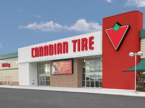 Canadian Tire 轮胎店 5月25日消费满100加元,送20加元礼品卡!