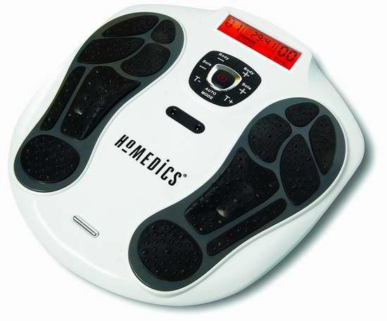 历史最低价!Homedics CB-200-CA Circulation Pro 脚部按摩血气疏通器 156.99加元包邮!