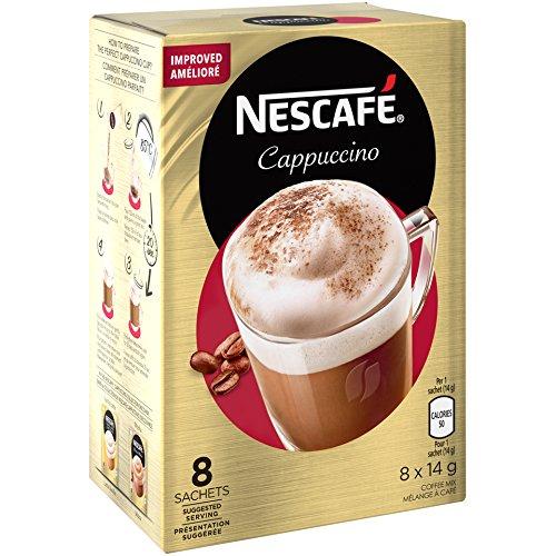 历史新低!NESCAFÉ 雀巢 泡沫速溶咖啡(6x8杯)超值装 20.94加元限时特卖!三种口味可选!