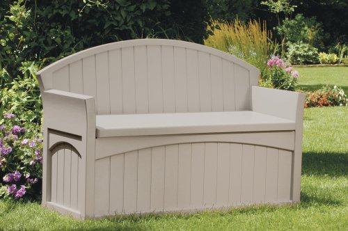 Suncast PB6700 庭院长椅/储物箱 150.26加元限时特卖并包邮!