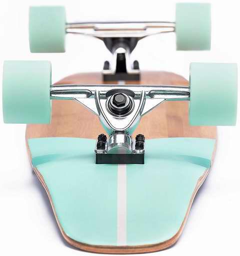 金盒头条:历史新低!Ten Toes Boards Emporium Zed 44英寸复古竹制滑板 63.99加元限时特卖并包邮!6款可选!