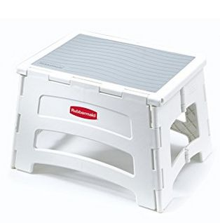Rubbermaid RM-PL1W 折叠式脚踏凳 18.97加元,原价 24.29加元