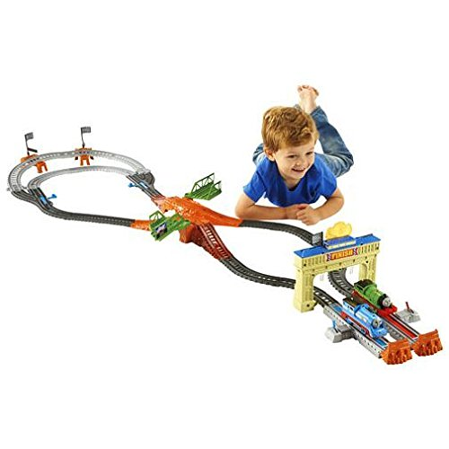 Fisher-Price Thomas托马斯电动小火车轨道玩具套装 30.88加元,原价 53加元