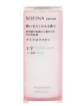 SOFINA jenne 花王 透美颜水凝防晒保湿乳 36.49加元(SPF50+++)