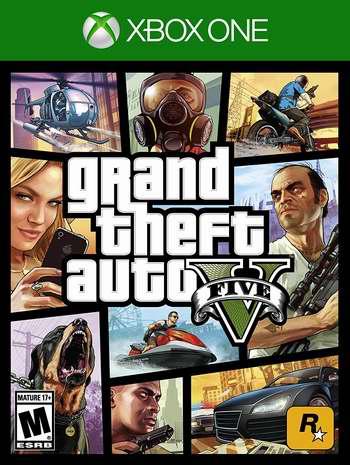 历史新低!《Grand Theft Auto V 侠盗猎车手V》Xbox One版 21.86加元限时特卖!