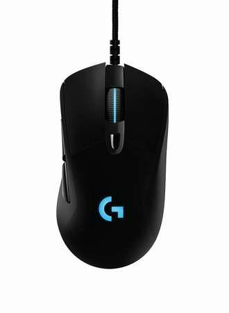 Logitech 罗技 G403 有线可编程游戏鼠标 39.99加元包邮!