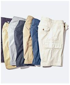 今日闪购:精选157款 Levi's、Dockers 休闲男装特价销售,男式短裤全部仅售29加元!