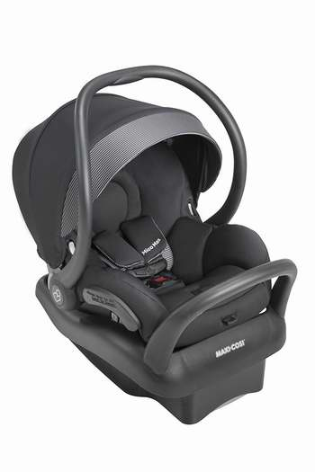 历史最低价!Maxi-Cosi Mico Max 30 黑色超轻婴儿提篮 269.97加元包邮!6色可选!