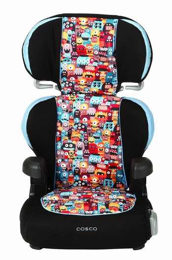 历史新低!Cosco Pronto 二合一儿童汽车安全座椅 47.49加元包邮!两色可选!