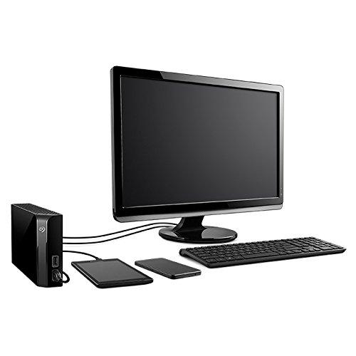 历史最低价!Seagate 希捷 Backup Plus Hub STEL4000100 4TB 桌面式移动硬盘 99.99加元包邮!