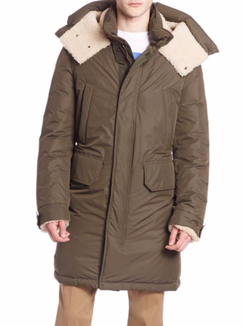 反季囤货!精选多款 Moncler 顶级男士羽绒服,雪鞋等 180加元起特卖,包邮无关税!