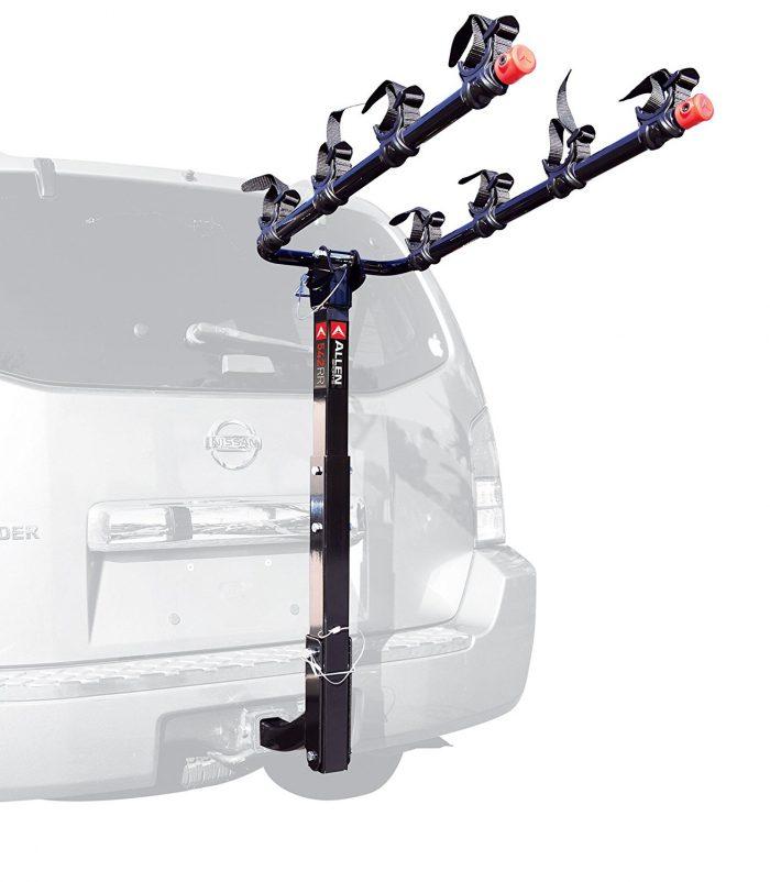Allen Sports 高级后备箱自行车车架(可装4辆)132.37加元,原价 211加元,包邮