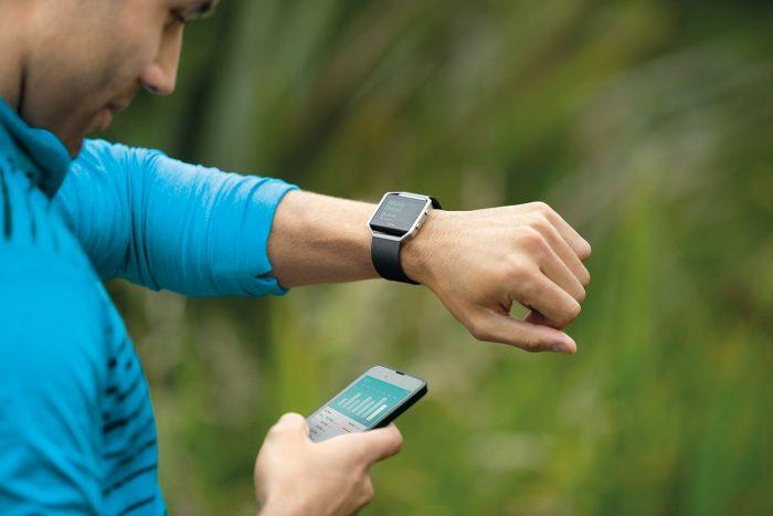 Fitbit Blaze 智能健身手表 149.99加元(2色),原价 249.95加元),会员专享!