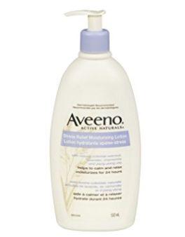 Aveeno Stress Relief燕麦保湿乳液 6.99加元,原价 11.47加元