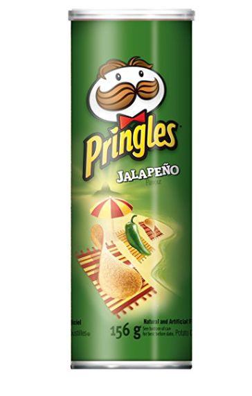 Pringles Jalapeno 风味薯片 1.39加元特卖!