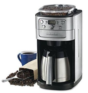 Cuisinart DGB-900BCC 12杯全自动研磨一体式咖啡机 6.7折 164.88加元,原价 247.43加元,包邮