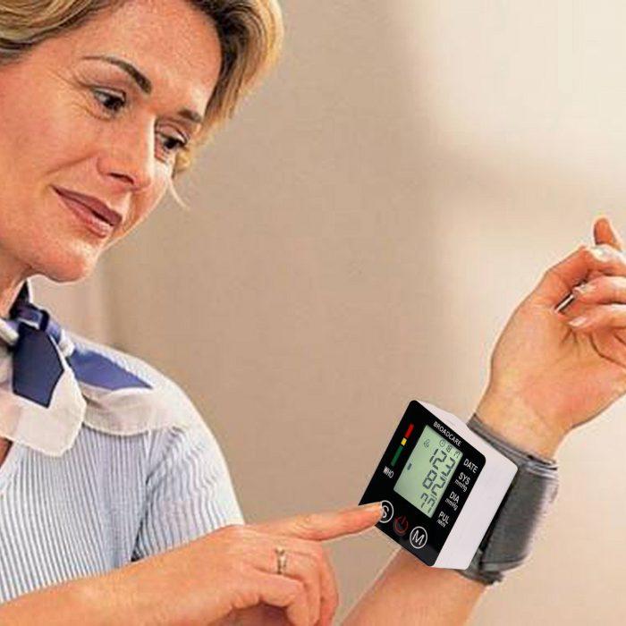 BROADCARE BC-2001 数字腕式电子血压计 21.24加元限量特卖!