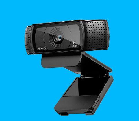 Logitech HD Pro C920 高清网络摄像头 79.99加元,原价 129.99加元,包邮