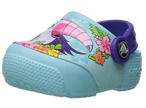 crocs Crocsfunlab儿童洞洞鞋 12.77加元起特卖!
