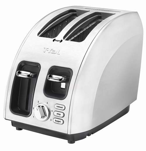 金盒头条:T-fal TT560E50 Avante Icon 2片高速烤面包机5.6折 44.98加元包邮!