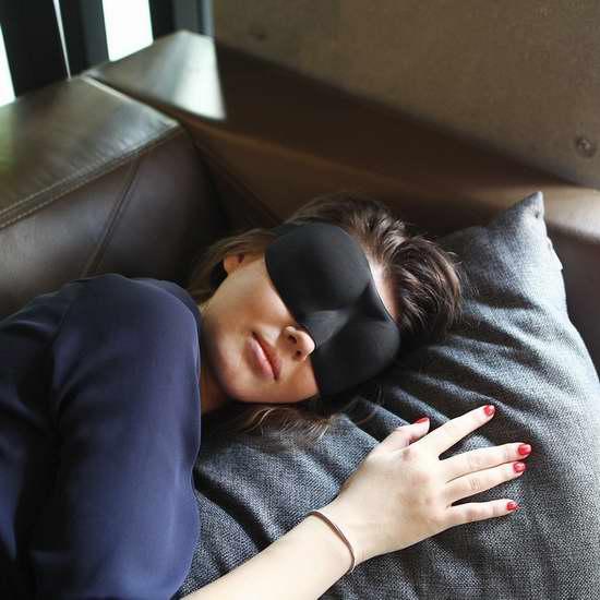 Joly Joy 舒适睡眠遮光眼罩 8.99加元限量特卖!