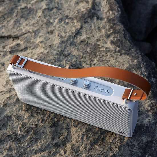 白菜价速抢!GGMM 古古美美 E5 无线蓝牙音箱1.1折 11.55加元限量特卖并包邮!