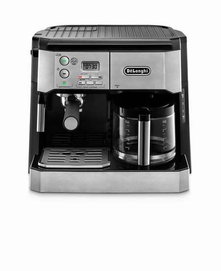 历史新低!DeLonghi 德龙 BCO430 二合一咖啡机5.3折 203.26加元包邮!
