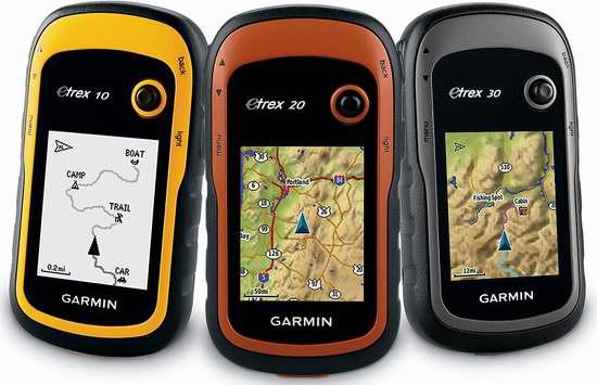 金盒头条:历史新低!Garmin 佳明 eTrex 10 手持式全球定位GPS导航仪6.8折 89.99加元包邮!