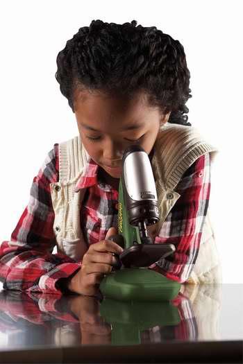 历史新低!Educational Insights Geosafari 二合一显微镜3.5折 20.11加元清仓!