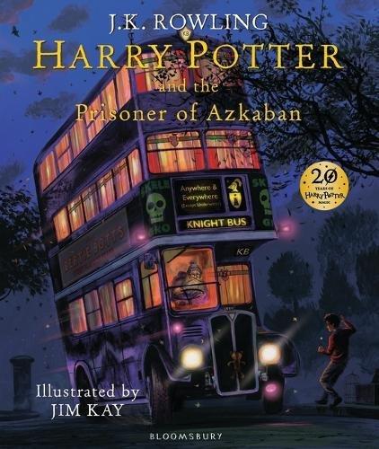 历史新低!新书《哈利波特与阿兹卡班的囚徒》硬壳精装插图版2.5折 13.49加元清仓!