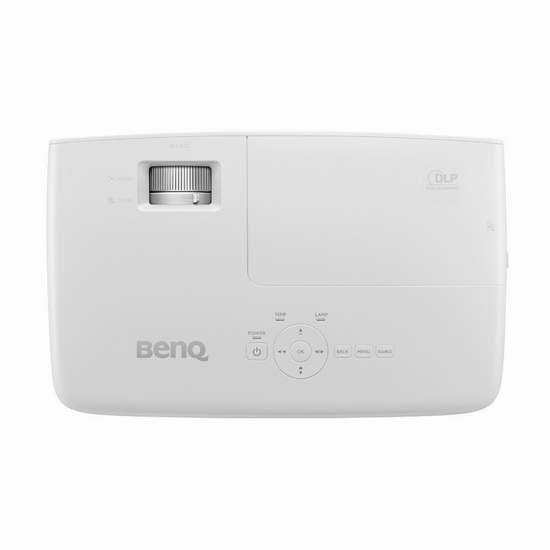 历史新低!BenQ 明基 HT1070 1080p 家庭影院高清投影机  658.98加元包邮!