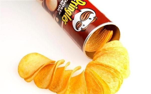 让人欲罢不能!零食的最佳选择之一!Pringles薯片 1.67加元起特卖!