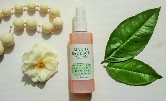 号称与澳洲贵妇级的Julique茱莉蔻玫瑰水媲美!Mario Badescu 玫瑰芦荟保湿喷雾 7加元