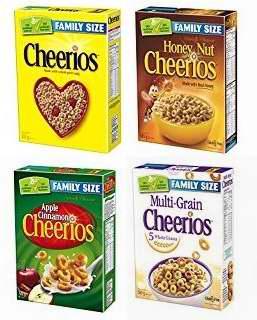 历史新低!精选4款 Cheerios 全天然五谷全麦麦圈 3.58-3.77加元特卖!