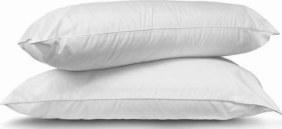 白菜价!历史新低!Utopia Bedding Queen 白色枕套12件套超值装1.3折 14.99加元清仓!