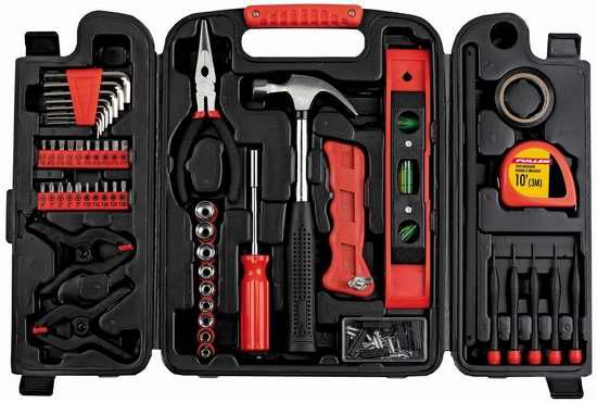 Fuller Tool 家用工具134件套超值装 18.33加元!