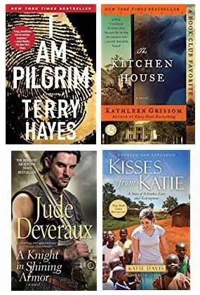 金盒头条:精选24本最受读者好评的Kindle电子书 1.99加元起!