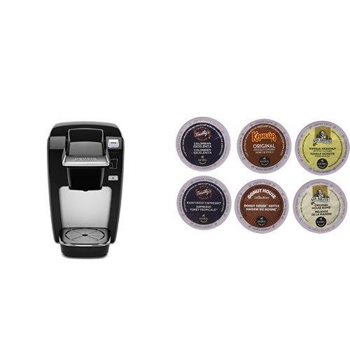 历史最低价!Keurig K15 胶囊咖啡机+30咖啡胶囊套装 67.99加元包邮!