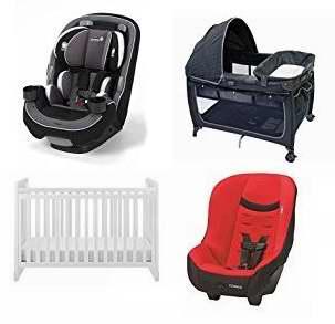金盒头条:历史最低价!精选8款 Safety 1st、Cosco、Baby Relax 等品牌汽车安全座椅、婴幼儿家具、婴儿游戏床、高脚餐椅等特价销售!